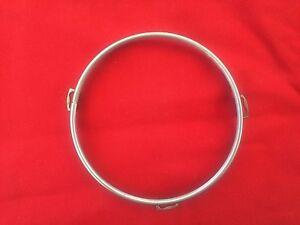1964 1965 Lincoln Continental head light ring trim