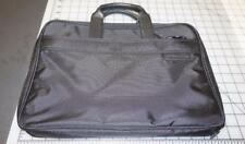 Briggs & Riley Travelware Briefcase Computer Laptop Ballistic Nylon & Leather