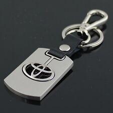 Portachiavi Metallo Elegante - Toyota Auto idea regalo Rav4 Chambers Llavero