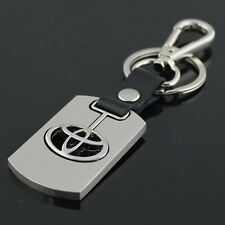 Porte clé Métal Élégante - Toyota Auto voiture idée cadeau Rav4 Chaveiro Llavero