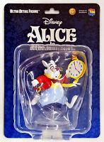 Medicom UDF-291 Ultra Detail Figure Alice in Wonderland White Rabbit Figure