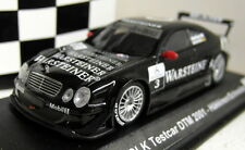 Minichamps 1/43 Scale Mercedes Benz CLK Test car DTM 2001 Hakkenen Schneider #3