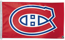 MONTREAL CANADIENS Huge 3'x5' Official NHL Hockey Team FLAG Banner by Wincraft