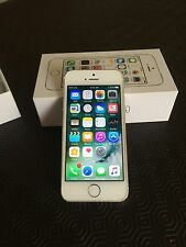 complete Apple  iPhone 5S - 16GB- Silver Smartphone Excellent Condition 3-
