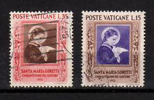 Vaticano 1953 Santa Maria Goretti USATI (092)