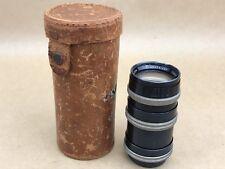 P. Angenieux Paris 90 mm F/2.5 Type Y1 Leica Mount Vintage Lens # 203106