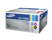 Samsung CLP-P300C Value Pack Toner