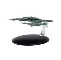 Eaglemoss Star Trek 069 Breen Warship