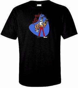 Jack Rabbit Slim's T Shirt 100% Cotton Tee by BMF Apparel