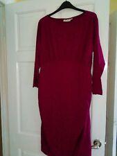 Jojo Maman Bebe Maternity Rouched Dress