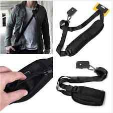 Nylon Shoulder Neck Strap Belt SLING FOR CANON NIKON EOS camera DSLR SLR black
