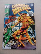Chamber of Darkness 7  . B. Wrightson 1st Marvel Work - Marvel 1969 -   FN +