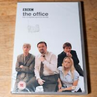 The Office Complete Second Series Season Boxset Comedy (DVD, 2003)