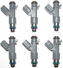 SET of 6 BRAND NEW OEM Injectors, 2008-13 HONDA, ACURA, 3.5, 3.7, 16450-R70-A01