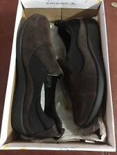 New Women's Clarks CLOUDSTEPPERS Sillian Paz Dark Brown Marron Fonce Size 8.5