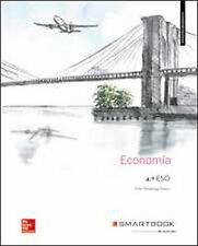 (17).ECONOMIA 4º.ESO (+SMARTBOOK). NUEVO. Nacional URGENTE/Internac. económico