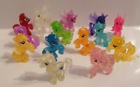 My Little Pony Rainbow Collection Crystal Empire Set 14 X Glitter Mini Figures