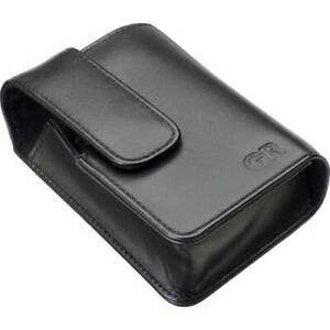 GC-9 Official leather soft case for RICOH GR III 30249