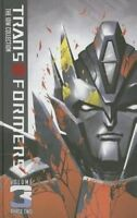 NEW Transformers: IDW Collection Phase Two Volume 3 by John Barber