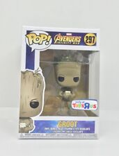 **IN HAND** TOYSRUS EXCLUSIVE Funko Pop! Infinity War Avengers Moody Groot