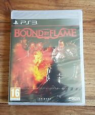 BOUND BY FLAME Jeu Sur Sony PS3 Playstation 3 Neuf Sous Blister VF