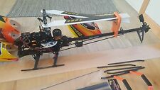 OUTRAGE 550 Helicopter converted to FBL with Beastx7200 and TONS OF PARTS. 550mm