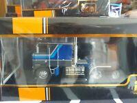 Kenworth K100 Aerodyne 1976 bleu    camion tracteur  1/43  ixo