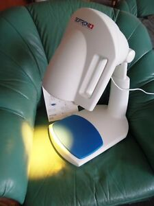 Zepter Bioptron PRO1 LAMP Polarized Light Therapy For sale WORLDWIDE Shipping!