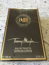THIERRY MUGLER AMEN PURE LEATHER 100 ML EDT OVP