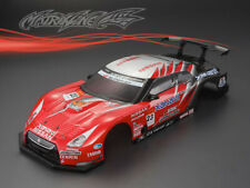 1/10 Nissan GT-R R35 GT 190mm RC Racing Car Transparent Clear Body Shell 201008