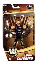 WWE Mattel Elite Legends Series 8 Eddie Guerrero Figure Target Exclusive