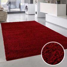 Tapis rouge pour le salon, 150 cm x 150 cm