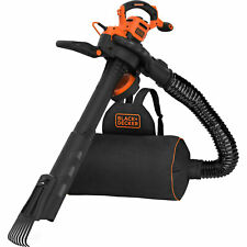 Black and Decker BEBLV301 Garden Vacuum and Leaf Blower with Back Pack Collectio