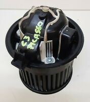 CITROEN C3 PICASSO HEATER BLOWER MOTOR