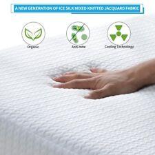 New High Quality Gel & Charcoal Infused Memory Foam Mattress - Medium Comfort