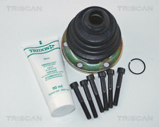Faltenbalgsatz, Antriebswelle TRISCAN 854029907 vorne hinten für AUDI SEAT SKODA