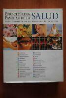 Libro Enciclopedia familiar de la salud Guía completa de la medicina alternativa