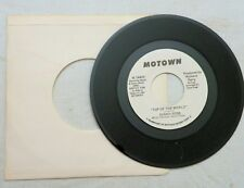 45 RPM, Diana Ross, Top of the World, PROMO, Motown M 1449F, NM