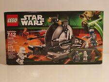 Lego Star Wars Corporate Alliance Tank Droid Set 75015 Jango Fett sealed BNIB