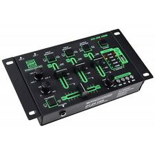 Réf. 24245 Pronomic DJ Table de mixage DX-26 USB