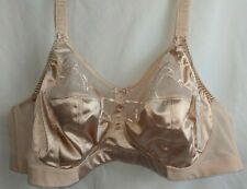 Elomi Cate Soft Cup Bra Wireless #4033 UK Sizes D thru G Red New Retails $59