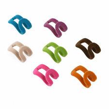 NEW 2016 30 pcs Joy Mangano Huggable Hangers Cascading 180° Curve Hooks Fashion