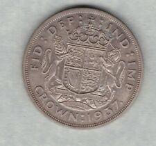 More details for 1937 george vi proof silver coronation crown in mint condition