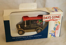 Lledo Days Gone by Christmas 2002 Ford Model T Van
