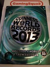 Guinness World Records 2013 -Book, Supplied by Gaming Squad Ltd