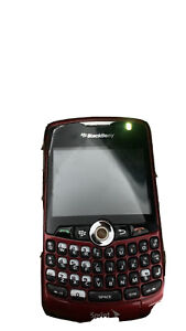 BlackBerry Curve 8330 - Red (Sprint) Smartphone