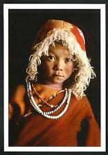 Steve McCurry : Amdo ( Tibet ) - cartolina moderna