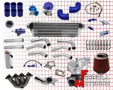 Crazy Acura Integra 90-01 B-Series B16 B17 B18 B20 T3/T4 Turbo Turbocharger Kit