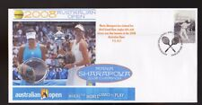 MARIA SHARAPOVA 2008 AUSTRALIAN OPEN WIN TENNIS COVER 2