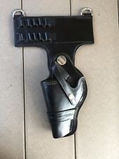 Vintage Bucheimer Holster With Ammo Loops Smith & Wesson K Frame 4 Left